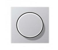 Накладка на светорегулятор Jung А-СЕРИЯ, алюминий, A1540AL