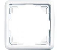 Рамка 1 пост Jung ST 500, белый, 5581WW