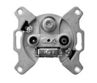Механизм розетки TV-FM-SAT Jung ECO PROFI, скрытый монтаж, S4100