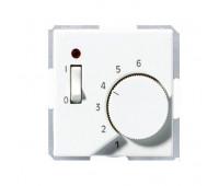 Накладка на термостат Jung А-СЕРИЯ, бежевый, ATR231PL