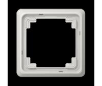 Рамка 1 пост Jung CD PLUS, латунь, CDP581LG