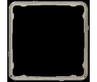 Внутренняя рамка Jung CD 500, благородная сталь, CDP81ES