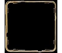 Внутренняя рамка Jung CD 500, полированное золото, CDP81GGO