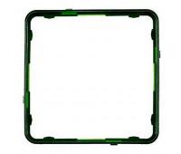 Внутренняя рамка Jung CD 500, зеленый металлик, CDP81GNM
