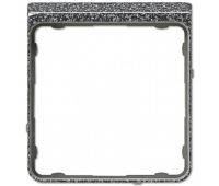 Внешняя рамка Jung CD 500, гранит, CDP82GT