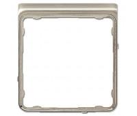 Внешняя рамка Jung CD 500, светло-серый, CDP82LG