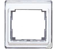 Рамка 5 постов Jung SL 500, вертикальная, белый, SL585WW