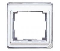 Рамка 2 поста Jung SL 500, вертикальная, бронзовый, SL582GB