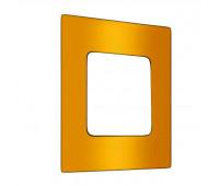 Вставка декоративная 1-ная FEDE BELLE EPOQUE, bright gold, FD04401OB