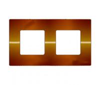 Вставка декоративная 2-ная FEDE BELLE EPOQUE, bright gold, FD04402OB