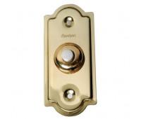 Звонок Fontini GARBY, золотой, 14010502