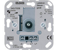 Механизм светорегулятора Jung LEDOTRON, 210 Вт, 242LTSDE
