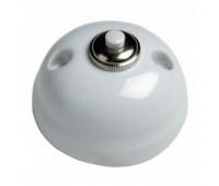 Выключатель 1-клавишный кнопочный Fontini GARBY, черный, 30310272