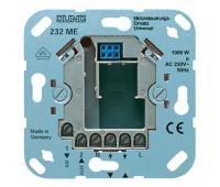 Механизм кнопочного выключателя для жалюзи Jung коллекции JUNG, электронный, 230ME