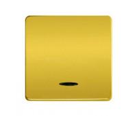 Клавиша с линзой FEDE FEDE МЕХАНИЗМЫ И НАКЛАДКИ, real gold, FD04312OR