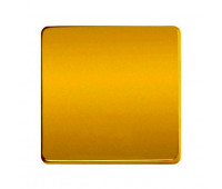 Заглушка FEDE, скрытый монтаж, bright gold, FD04319OB