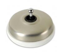 Кнопка тумблерная Fontini DIMBLER, никель, 60312562