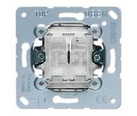 Механизм выключателя 2-клавишного Jung коллекции JUNG, 505TU