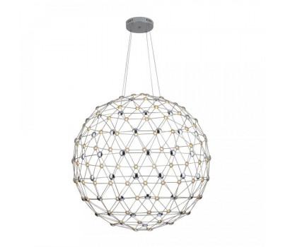 5070, Светильник подвесной Arte Lamp 1610/02 SP-140 CRISTALLINO  Хром (пр-во Италия), 1610/02 SP-140 CRISTALLINO, Arte Lamp, Люстры
