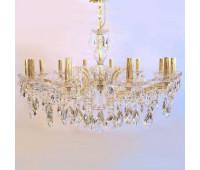 Люстра  Honsel-Hlight HL/GRK/1609-19/D90 L12 gold clear  Золотой (пр-во Германия)