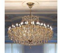 Люстра  Voltolina(Classic Light) 1001.054  Золото (пр-во Италия)