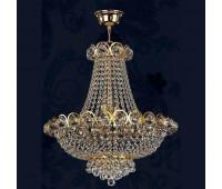 Люстра  Salvilamp 3874/64 gold  Золотая патина (пр-во Испания)