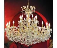 Люстра  Voltolina(Classic Light) 1004.030  Золото (пр-во Италия)
