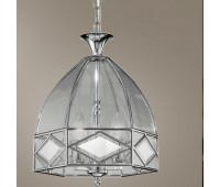 Подвесной светильник  Cremasco 1822/3S-CR.c.sm  Хром (пр-во Италия)