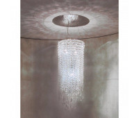 Подвесной светильник Rugiano 8064/130SW  Хром (пр-во Италия)