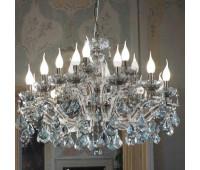 Люстра   Voltolina(Classic Light) 7103.018  Черный никель (пр-во Италия)