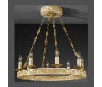 Подвесной светильник La Lampada L 801/8.26 Legno Avorio   Слоновая кость (пр-во Италия)