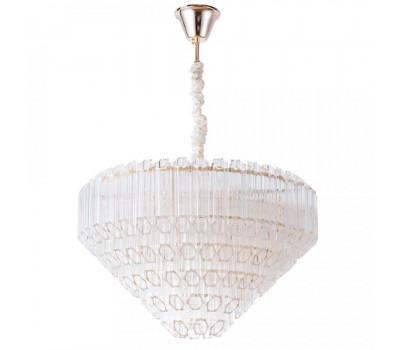 5075, Светильник подвесной Arte Lamp A2848LM-8GO JASTIN  Золото (пр-во Италия), A2848LM-8GO JASTIN, Arte Lamp, Люстры