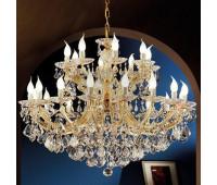 Люстра  Voltolina(Classic Light) 1026.024  Золото (пр-во Италия)