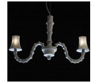 Подвесной светильник Venise  Facon de Venice (Light4) SEAHORSE SO 2L  Серый (пр-во Италия)