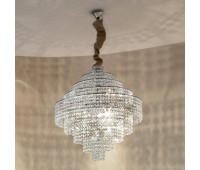 Подвесной светильник Rugiano 8096/70  Хром (пр-во Италия)
