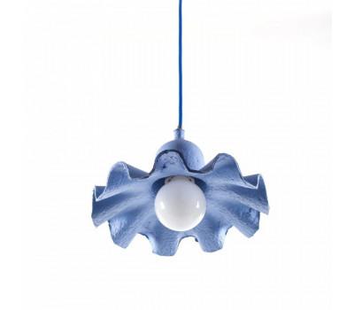 5211, Подвесной светильник  Seletti Egg of columbus 07916_AZZ  (пр-во Италия), Egg of columbus 07916_AZZ, Seletti, Люстры