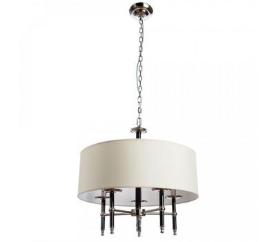 5114, Светильник подвесной Arte Lamp 1162/01 SP-5 CANDELA  Хром (пр-во Италия), 1162/01 SP-5 CANDELA, Arte Lamp, Люстры