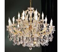 Люстра  Voltolina(Classic Light) 1034.018  Золото (пр-во Италия)