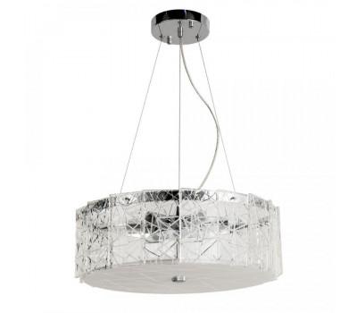 5069, Светильник подвесной Arte Lamp A1222SP-6CC GALATEA  Хром (пр-во Италия), A1222SP-6CC GALATEA, Arte Lamp, Люстры