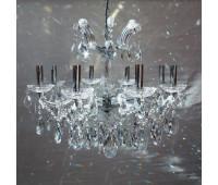 Люстра  Honsel-Hlight HL/GRK/C-607/D65 L8 chrome clear  Хром (пр-во Германия)