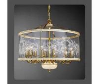 Подвесной светильник La Lampada L 386/12.26 Ivory   Слоновая кость (пр-во Италия)