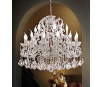 Люстра  Voltolina(Classic Light) 1030.018  Белый, прозрачный (пр-во Италия)