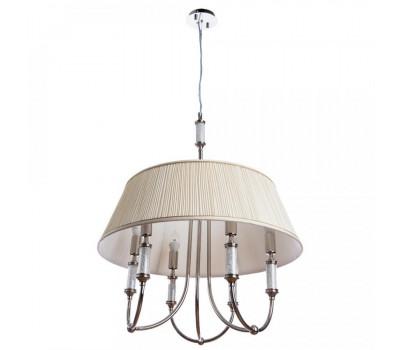 5200, Светильник подвесной Arte Lamp 1167/01 SP-6 SORPRESA  Хром (пр-во Италия), 1167/01 SP-6 SORPRESA, Arte Lamp, Люстры