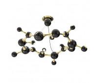 Подвесной светильник DelightFull Atomic Round  Золото (пр-во Португалия)