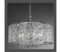 Подвесной светильник La Lampada L 116/12.02 Graniglia   Хром (пр-во Италия)