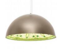Подвесной светильник Banci 15.1375 green  Никель (пр-во Италия)