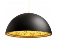 Подвесной светильник Banci 15.1375 gold  Черный (пр-во Италия)
