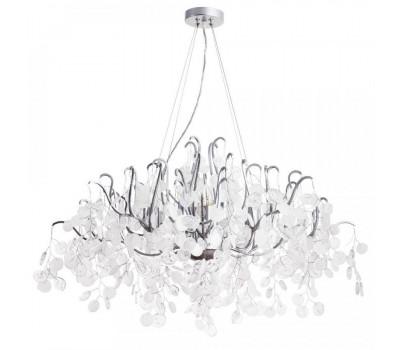 5088, Светильник подвесной Arte Lamp 7288/26 SP-12 SPUMANTE  Матовое серебро (пр-во Италия), 7288/26 SP-12 SPUMANTE, Arte Lamp, Люстры