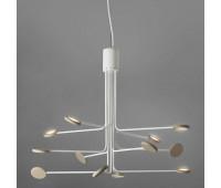 Люстра  Icone Luce Arbor 12S BL+T  Белый (пр-во Италия)