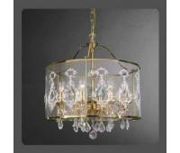 Подвесной светильник La Lampada L 1303/8.40 * 50 Maria Trasp   Бронза (пр-во Италия)